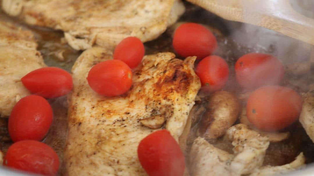 Pan-seared Chicken Cutlets