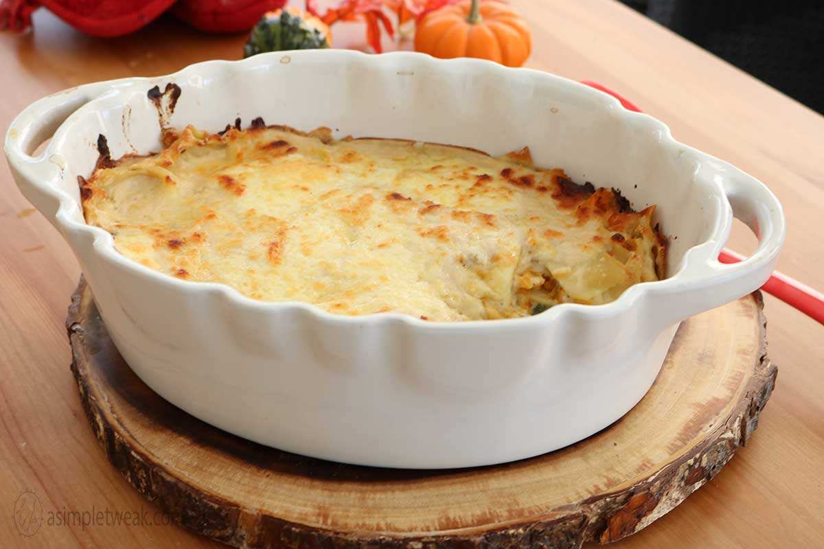 Baked-Butternut-Squash-Lasagna-Dish