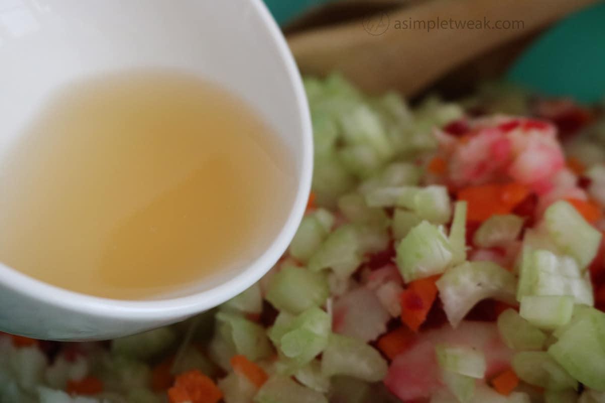 Apple Cider Vinegar-