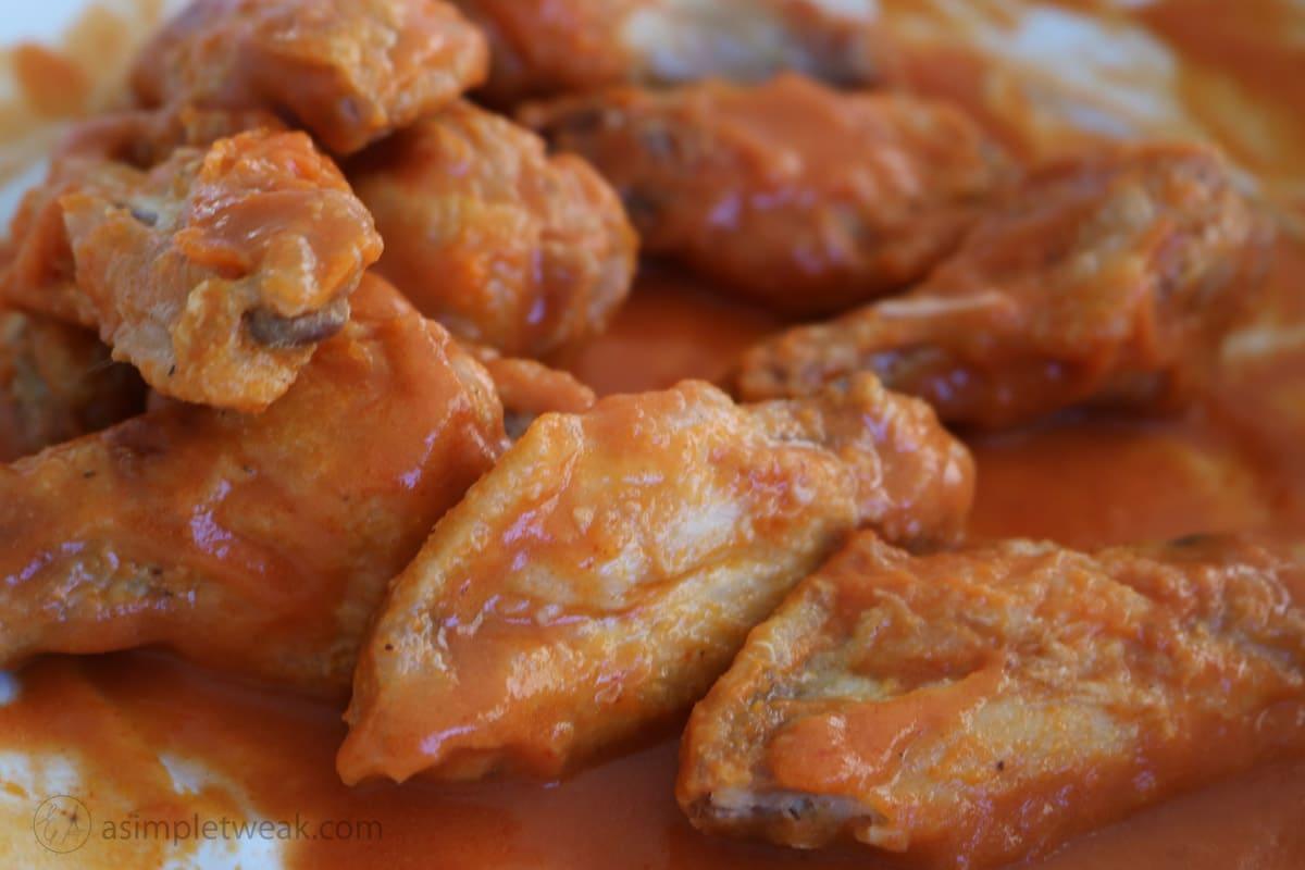 Buffalo-Style Chicken-Wings