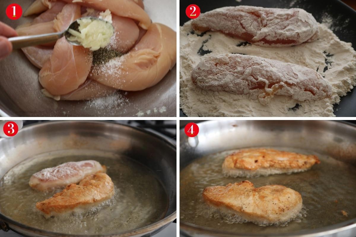 Fried Chicken Tenderloin Recipe