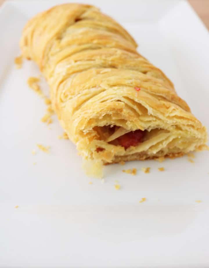 Flaky-Raspberry-Pastry