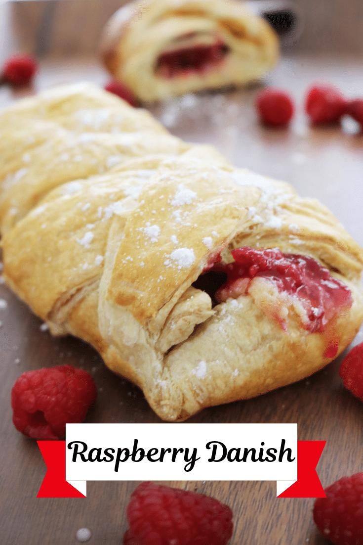 Raspberry Danish