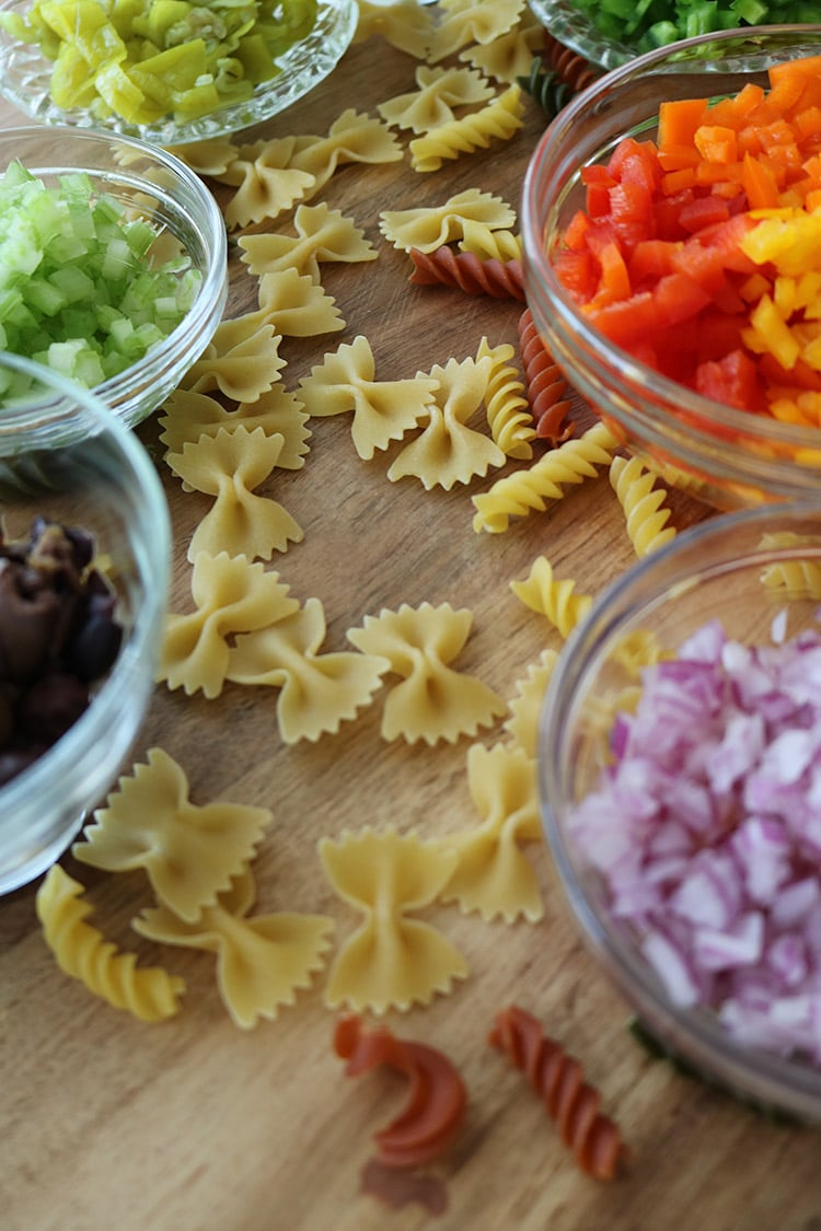 Pasta-Salad-Ingredients