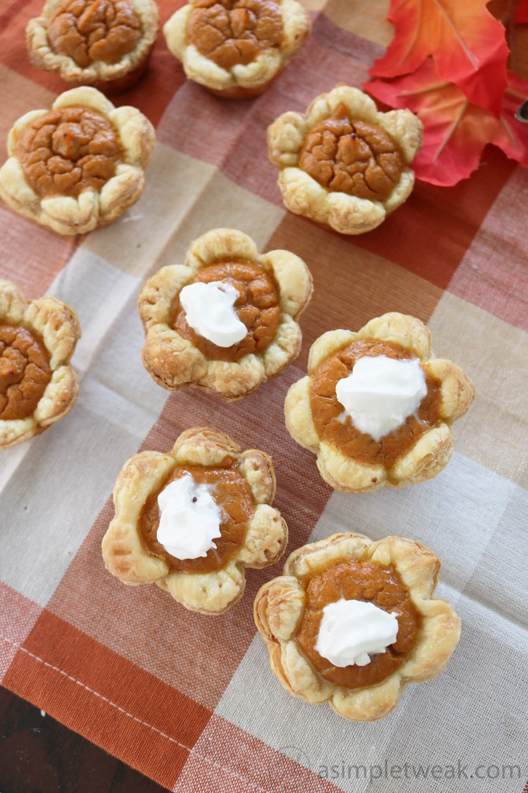 Mini-Pumpkin-pie-Bites