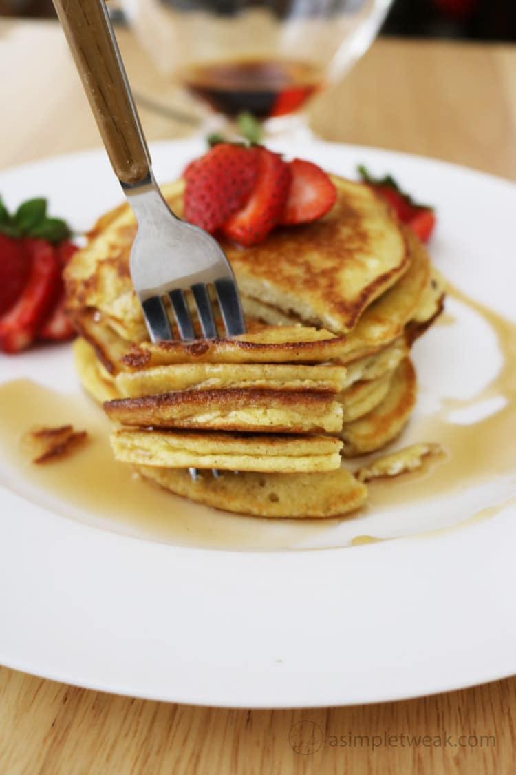 Low-carb-Pancake-Recipe