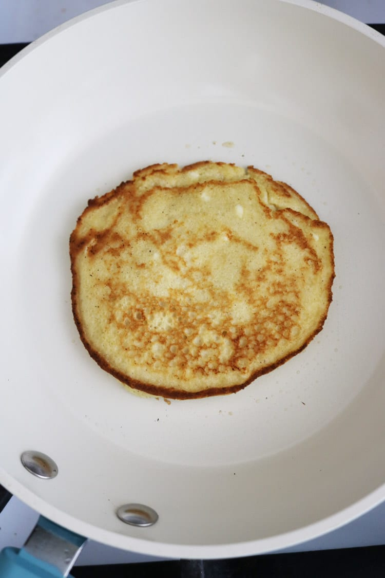 Low-carb-breakfast