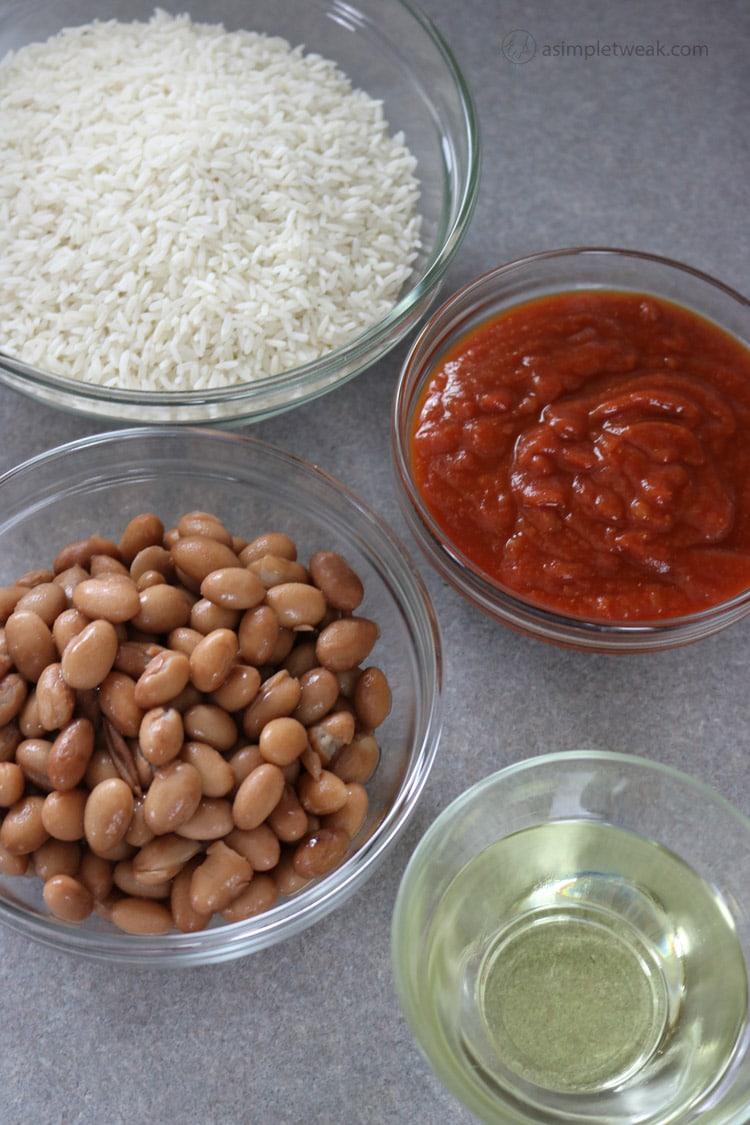 Rice,-beans,-oil,-tomato-sauce