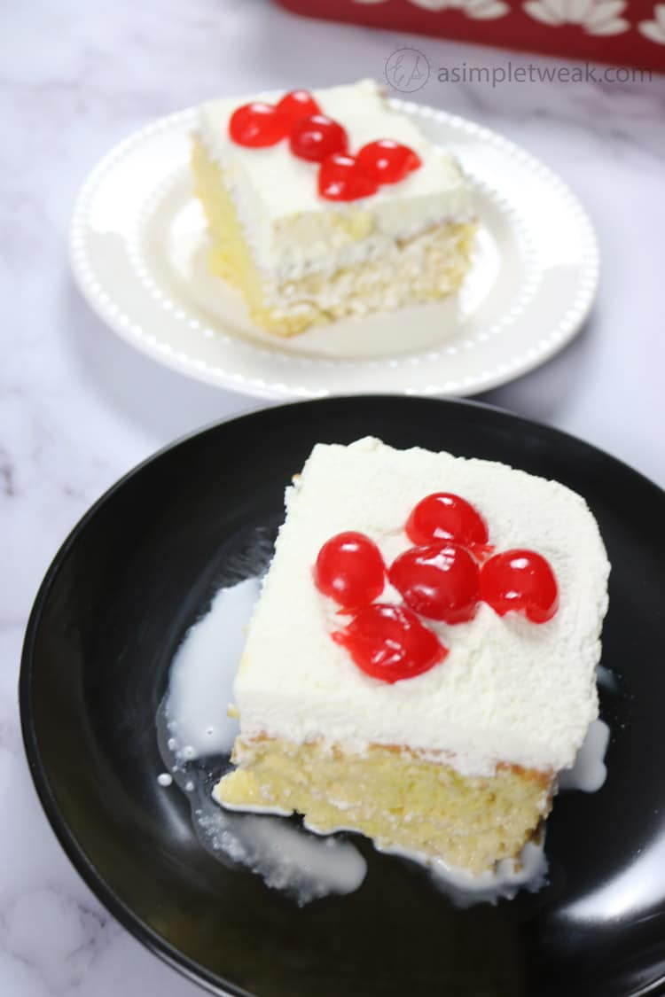 Tres-Leches- Cake
