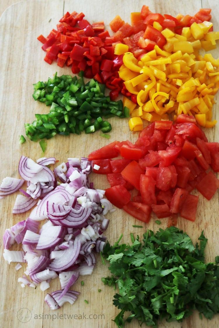 Ingredients-for-Pineapple-Salsa-Recipe