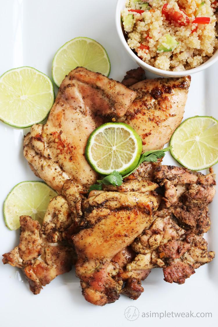 Chicken-Thigh-for-dinner