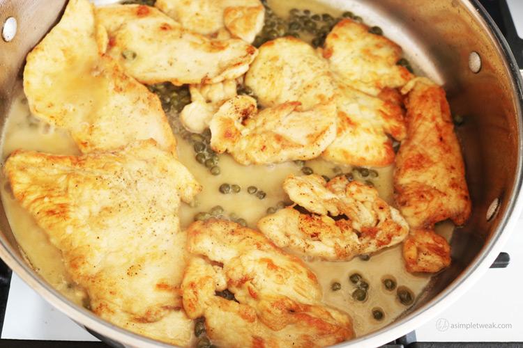 Piccatta-for-dinner